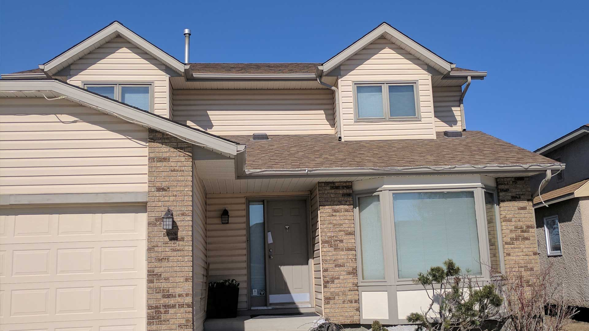 winnipeg roofing contractor work