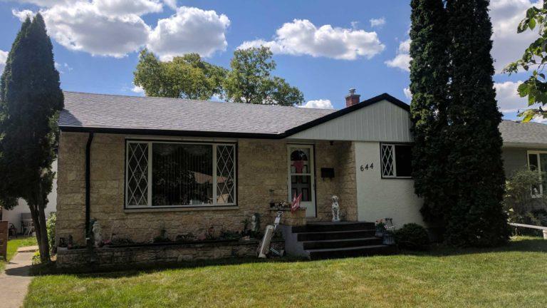 bungalow roof repair